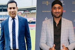 Vvs Laxman Said Harbhajan Singh Turned His Potential Disappointment Into Aggression