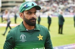 Mohammad Hafeez Found Positive Again With Covid 19 And Pcb Is Upset
