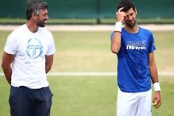 Novak Djokovic Croatian Coach Goran Ivanisevic Founds Corona Positive While Being On Tennis Tour