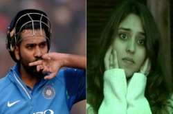 Why Ritika Sajdeh Cried When Rohit Sharma Reached His Third Odi Double Century