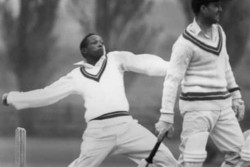 West Indies Bowler Who Pulled Knife On His Captain Alexander In Cricket History Joy Gilchrist