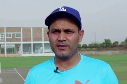 Super Over Between Mumbai Indians And Kings Eleven Punjab Virender Sehwag Reacts In His Style