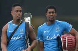 Darren Bravo Shimron Hetmyer And Chemo Paul Are Not Ready To Go England Tour