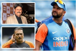 Kapil Dev Says Ravi Shastri Had No Talent During Live Chat With Suresh Raina Explains Why