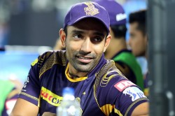 Robin Uthappa Explains Why Gautam Gambhir Is Better Captain Than Ms Dhoni Or Sourav Gaguly