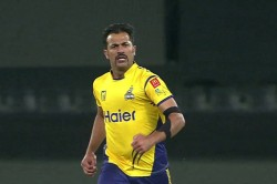 Wahab Riaz Selected His All Time Best Team From Psl Shahid Afridi Not Included