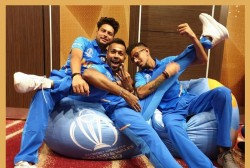 Yuzvendra Chahal Shares His Picture With Hardik Pandya And Kuldeep Yadav From 2019 World Cup