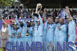 On This Day Last Year England Beats New Zealand In Breathtaking 2019 World Cup Final