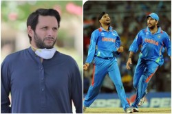Is Shahid Afridi Friendship Is Over With Harbhajan Singh And Yuvraj Singh He Himself Gives Big Upda