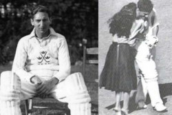 Former Indian Cricketer Abbas Ali Was The 1st Player To Get Kissed On Ground In Cricket History