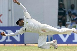 Wonderful Catches Of Rahul Dravid Will Be Surprised Harbhajan Singh Shared Video