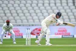 England Vs West Indies 2nd Test Day 2 Match Highlights England Declared At 469 Windies Lost Wickets