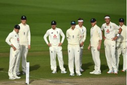 England Vs West Indies 2nd Test Dominic Sibley Breaks Icc Rule Of Saliva Ban Becomes 1st Player