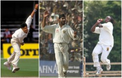 Cricketers Born On 3 July In A Difference Of 30 Years Who Together Took 1090 Test Wickets