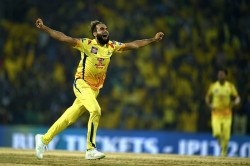 Imran Tahir Show Disappointment For Given Not A Chance To Play For Pakistan