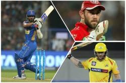 Ipl 2020 The Top 5 Batsmen To Score The Highest Runs In The Uae During Ipl