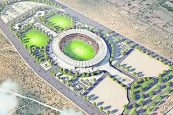 World Third Largest Stadium To Be Built In Jaipur Will Cost 350 Crore