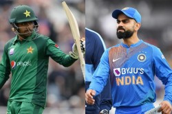 Babar Azam Does Not Want To Be Compared With Virat Kohli But Only With Pakistani Legends