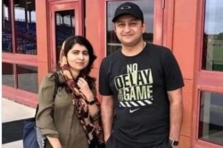 Cricketer Faisal Iqbal Is Mistaken As Israeli Defence Minister Son In A Photo With Malala Yousafzai