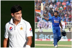 Naseem Shah Reveals Rohit Sharma Name For His Dream Hat Trick In Cricket
