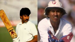 Kiran More Reveals How Saleem Malik Wanted To Hit Him With Bat After Former Sledged Him