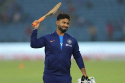 Rishabh Pant Reveals Ms Dhoni Is His Favourite Batting Partner Name