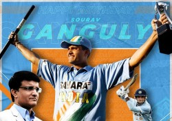 Happy Birthday Dada Sachin Kaif And Cricketing Fraternity Wish Sourav Ganguly