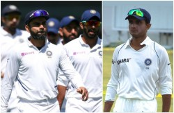 Sourav Ganguly Named Five Current Indian Test Players Who Are To Be Played In His Team