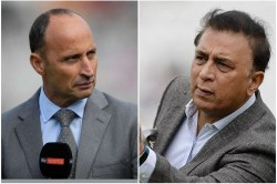 Sunil Gavaskar Lashes Out Nasser Hussain On His Comment To Pre Sourav Ganguly Era Indian Cricket