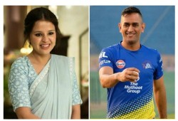 Sakshi Dhoni Reveals What Ms Dhoni Will Be Doing After Retirement Dhoni Entertainment