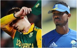 Ab De Villiers Had Blocked Khaya Zondo Inclusion By Threatened To Walk Out Of India Tour Reports