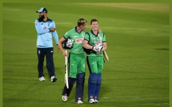 Eng Vs Ire 3rd Odi Ireland Broke India S Higest Chase Record In England By Fantastic Win