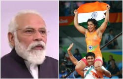 Sakshi Malik Questions To Pm Modi And Kiren Rijiju On Why Was Not She Considered For Arjun Award