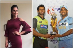 Sania Mirza Reveals How Ms Dhoni Reminds Her Of Husband Shoaib Malik