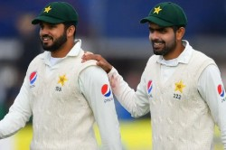 Pakistan Announced 16 Member Squad Against England For First Test