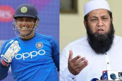 Inzamam Ul Haq On Ms Dhoni Retirement Terms Mahi Best Captain Of India Unhappy With Retirement