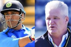 Dean Jones On Ms Dhoni Retirement Says I Can Bet Now Rishabh Pant And Kl Rahul Would Have Slept Well