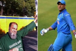 Pakistani Super Fan Chacha Chicago On Ms Dhoni Retirement Said Wont Go To Watch Match Anymore