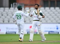 England Vs Pakistan 1st Test Match Shan Masood Joins Shameful Club Of Pakistan Batsman Know Record