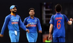 Indian Spinner Yuzvendra Chahal Reveals Ms Dhoni Role On Devoping Him And Kuldeep Yadav