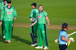 England Vs Ireland Ahead Of Final Odi Match Josh Little Reprimanded For Using Inappropriate Language