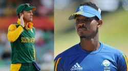 India Vs South Africa When Ab De Villiers Threatened Leave If Black Player Khaya Zondo Got Selected
