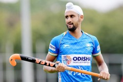 Hockey Player Mandeep Singh Positive For Covid 19 Test 6 Players So Far Infected
