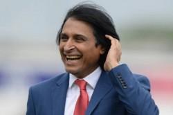 Ramiz Raja Said Pakistan Would Be Ready To Host A Series Against India