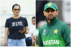 Sania Mirza Asked Am I Getting Fat Shoaib Malik Made Mistake While Replying