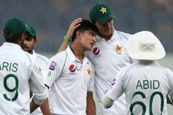 Eng Vs Pak 1st Test Naseem Shah Achieved Special Achievement In England