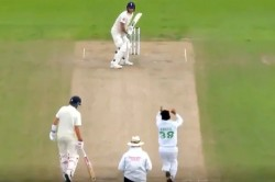 England Vs Pakistan 1st Test Mohammad Abbas Clean Bold To Ben Stokes Watch Video