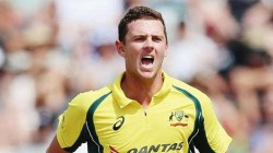 India Vs Australia Josh Hazlewood Supports To Shift Pink Ball Test Match From Adelaide To Gaba