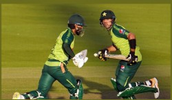 Eng Vs Pak 3rd T20i Mohammad Hafeez And Ali Knock Bring Up Thrilling Victory Of Pakistan