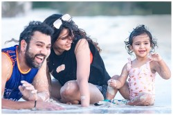 Ipl 2020 Mumbai Indians Enjoy At Beach In Uae See The Picture Of Rohit Sharma And Team